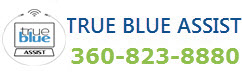 Computer repair and computer maintenance Vancouver WA and Battle Ground WA from True Blue Assist